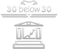 30 Below 30 Finance Logo