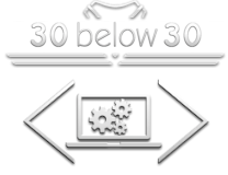 30 Below 30 Technology Logo